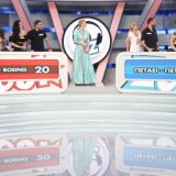 Οι συντελεστές της παράστασης «Πετάει Πέτάει» στο Celebrity Ρουκ Ζουκ