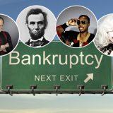 Οι πιο διάσημες ιστορίες χρεοκοπίας