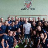 Κίνηση καρδιάς από τους ποδοσφαιριστές της Athletic Bilbao: Δείτε γιατί ξύρισαν όλοι τα κεφάλια τους
