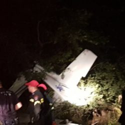 Έπεσε αεροσκάφος στη Λάρισα – Νεκροί οι δύο επιβαίνοντες