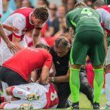 20χρονος ποδοσφαιριστής με μόνιμη ζημιά στον εγκέφαλο