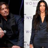 Δεν πάει το μυαλό σας τι συνδέει τον Johnny Depp με την Kim Kardashian