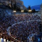 Στάση εργασίας στο Φεστιβάλ Αθηνών
