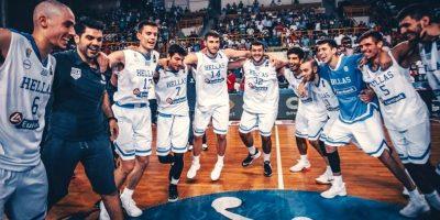 Πρωταθλητές Ευρώπης οι Έλληνες νέοι στο μπάσκετ!