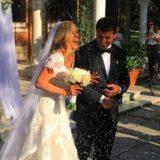 Η φωτογραφία της Χριστίνας Αλούπη με τον σύζυγο της λίγο μετά τον γάμο τους!