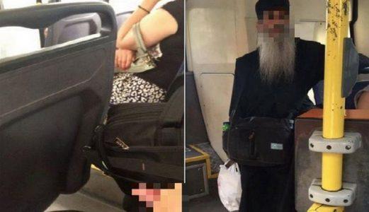 Δικογραφία για τον «ρασοφόρο» που παρενοχλούσε γυναίκες σε λεωφορεία