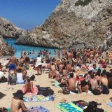 """Η """"κρυφή"""" παραλία της Κρήτης που έγινε...."""