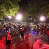 Εξοργισμένος κάτοικος τράβηξε τα καλώδια στη συναυλία της Γωγώς Τσαμπά