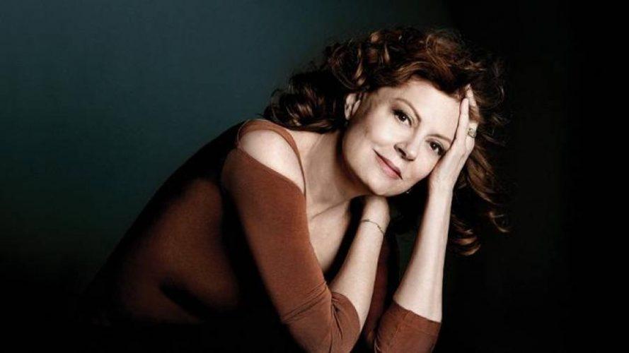 Σούζαν Σάραντον: Είμαι πρώτα πολιτικός και μετά ηθοποιός