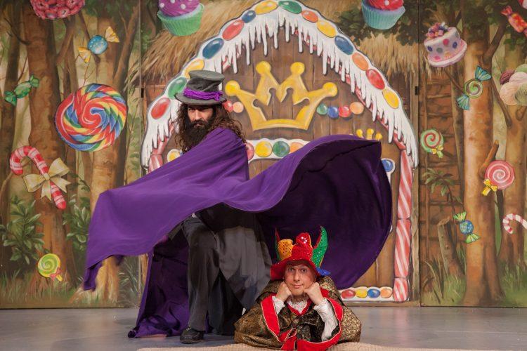 Η Παιδική Σκηνή « ΟΝΕΙΡΟΠΟΛΗΣΗ» παρουσιάζει δύο έργα για παιδιά και όλη την οικογένεια!