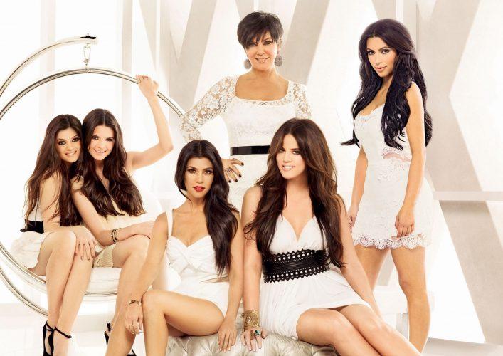 Δείτε την οικογένεια Kardashian Τότε και τώρα