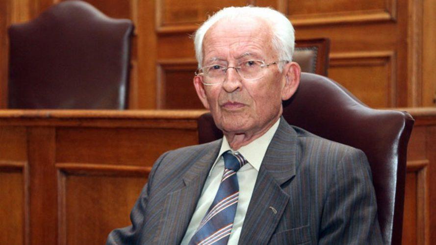 Έφυγε απο τη ζωή πρώην βουλευτής της Νέας Δημοκρατίας, Κωνσταντίνος Σημαιοφορίδης