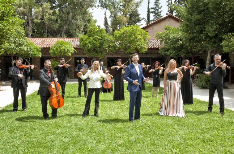 ΖΗΤΑΤΕ ΝΑ ΣΑΣ ΠΩ: Η μουσική παράσταση με τον Αλέξανδρο Μπουρδούμη στο Δήμο Κηφισίας