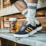 Η Adidas κυκλοφόρησε παπούτσια αδιάβροχα σε μπύρα και εμετό