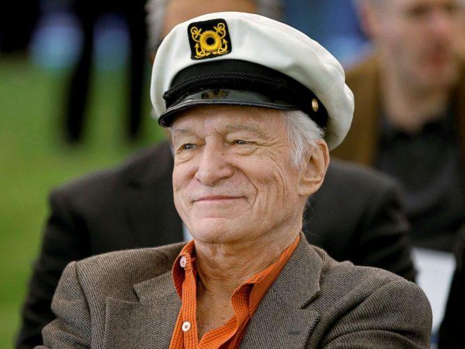Έφυγε από τη ζωή ο ιδρυτής του Playboy, Hugh Hefner