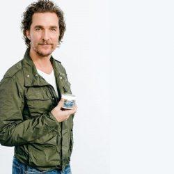 Ο Matthew McConaughey και η Kiehl's ανέλαβαν ένα πολύ σημαντικό έργο και εσείς μπορείτε να βοηθήσετε