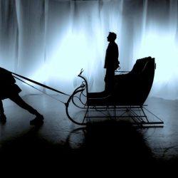 Είδαμε το Αφέντης και Δούλος, στο νέο θέατρο Κατερίνα Βασιλάκου