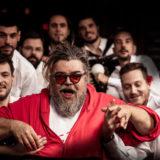 O Σταμάτης Κραουνάκης παρουσιάζει στη «Σφίγγα» τη Σπείρα Σπείρα