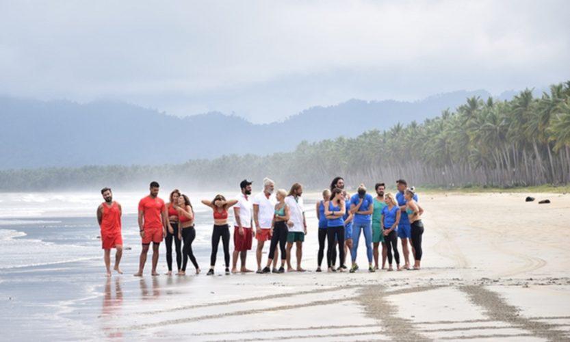 Nomads: Αυτή είναι η ομάδα που κέρδισε στο αγώνισμα επικράτειας
