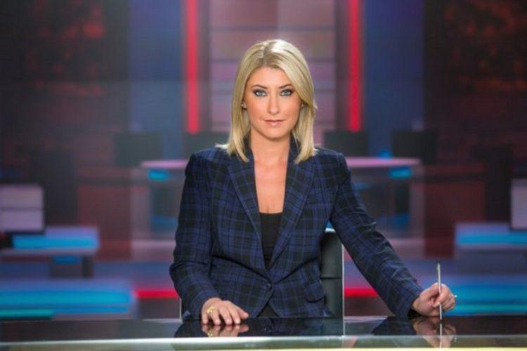 Η Σία Κοσιώνη αποκαλύπτει πώς κατέληξε να παρουσιάζει δελτία ειδήσεων από τα 26 της χρόνια