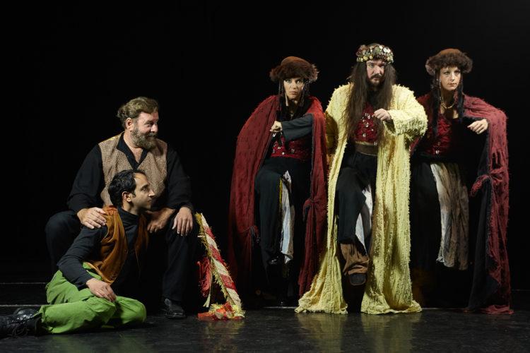 Το Ταξίδι του Φερεϋντούν στο Θέατρο Κνωσός