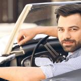 O Ανδρέας Γεωργίου μας συστήνει τον μεγαλύτερο star της νέας του τηλεοπτικής σειράς