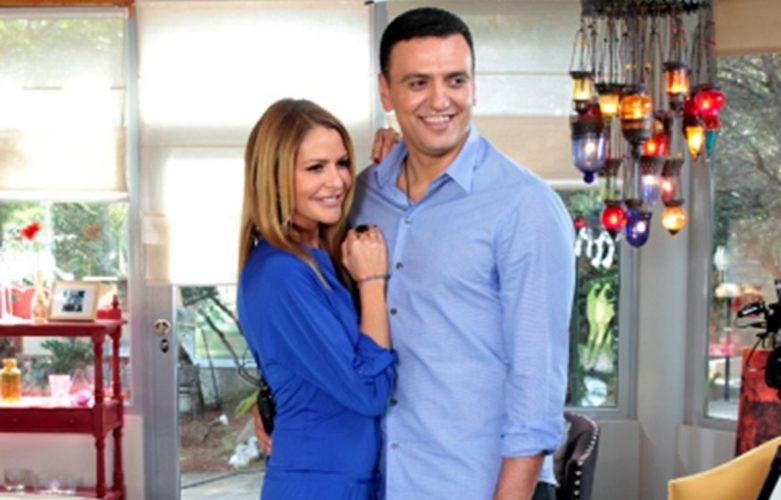 H τρυφερή φωτογραφία του Βασίλη Κικίλια με την Τζένη Μπαλατσινού για την πρώτη επέτειο γάμου τους
