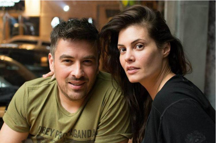 Η πρώτη φωτογραφία της Μαρίας Κορινθίου με τον Γιάννη Αϊβάζη μετά την αποχώρηση του από το Survival