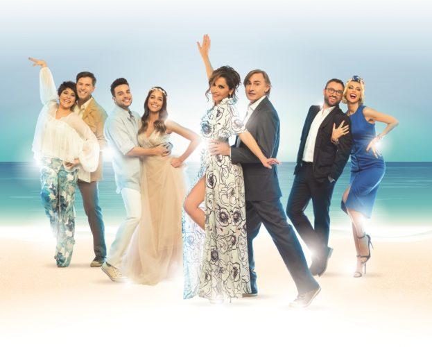 Το απολαυστικό musical Mamma Mia επιστρέφει για δεύτερη χρονιά!