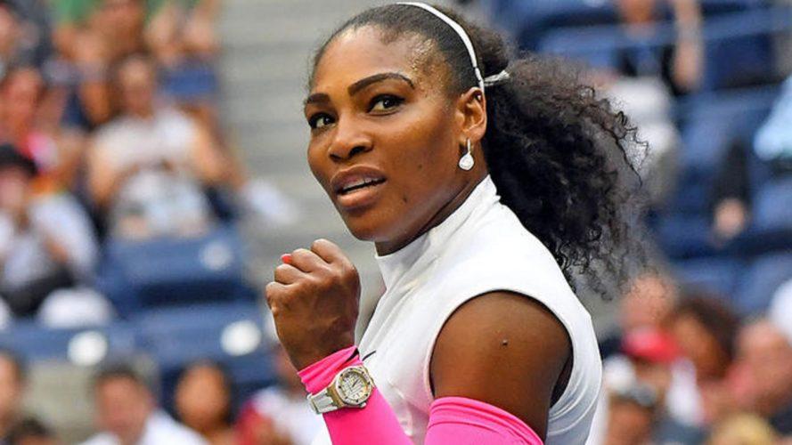 Η Serena Williams έδωσε ελληνικό όνομα στο παιδί της