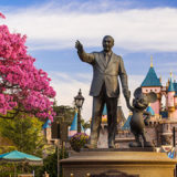 Γνωστή τραγουδίστρια βγήκε με κοριτσοπαρέα στην… Disneyland