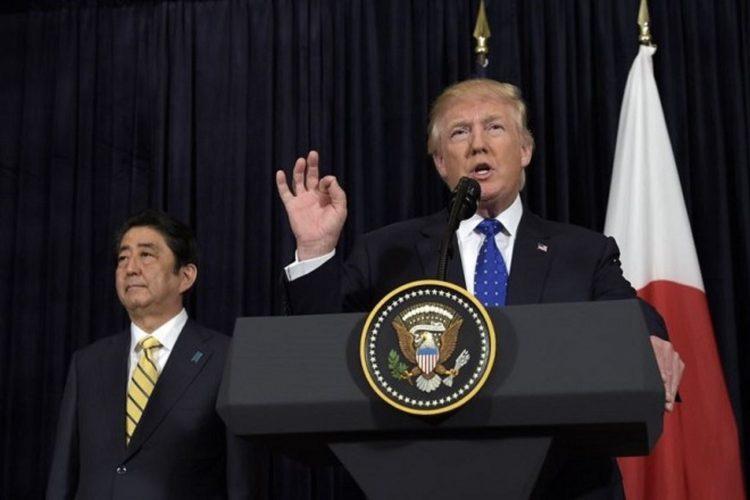 Ο Τραμπ δηλώνει ξανά έτοιμος για πόλεμο με την Βόρεια Κορέα