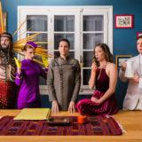 «Τι Ζούμε;»: H πρώτη επιθεώρηση του Λάμπρου Φισφή ανεβαίνει στο θέατρο Βέμπο