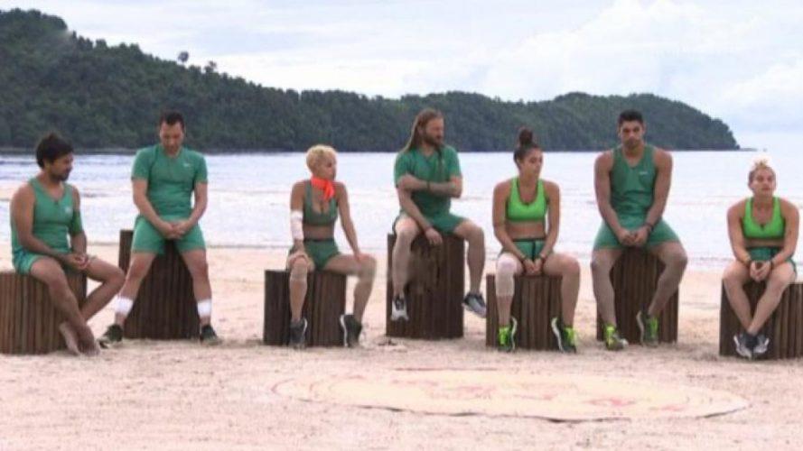 NOMADS: Δείτε τι τρώει η ομάδα της Ζούγκλας στην παραλία