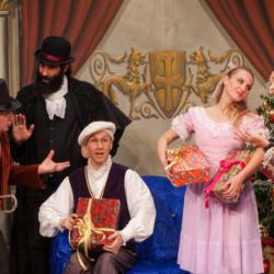 """""""Καρυοθραύστης"""" Παιδικό θέατρο μόνο για τις γιορτές"""