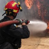 Μυτιλήνη: Νεκρός ηλικιωμένος από φωτιά σε γεωργική έκταση