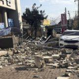 Νότια Κορέα: 60 τραυματίες από τον σεισμό
