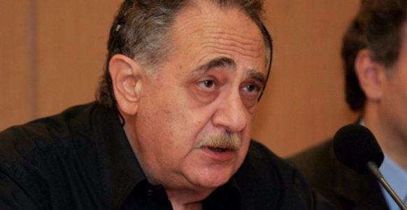 Απεβίωσε ο πανεπιστημιακός και συγγραφέας Κώστας Βεργόπουλος