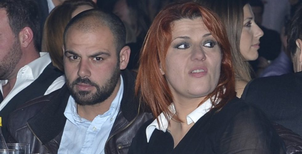 Η Κατερίνα Ζαρίφη και ο σύντροφός της έκαναν το επόμενο βήμα στη σχέση τους