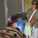Η Νατάσα Καλογρίδη κατάφερε να επιστρέψει στην Αθήνα