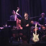 Οι George And The Jazzin Barks στο Εl Convento Del Arte