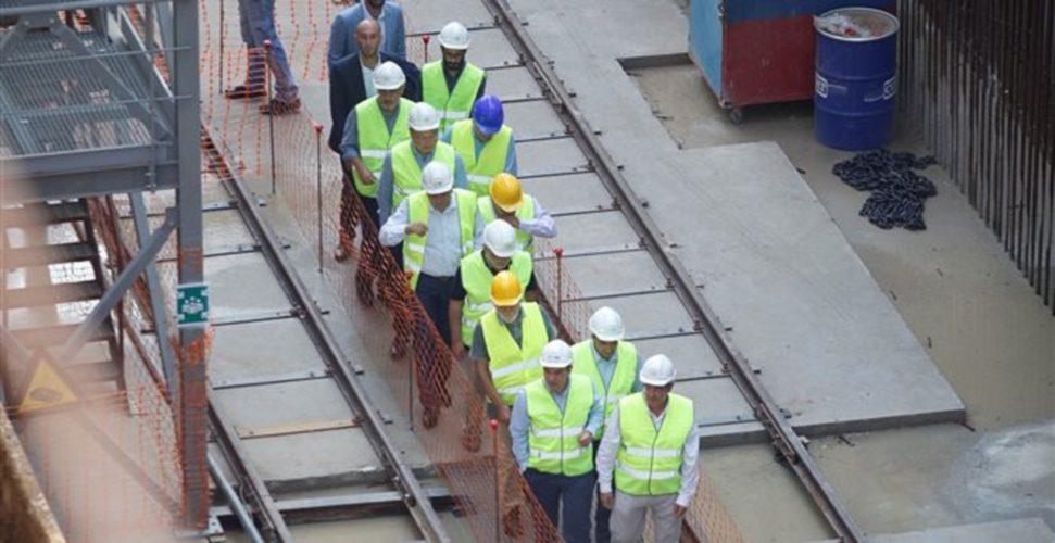 Θεσσαλονίκη: Έφτασαν οι πρώτες ράγες του μετρό