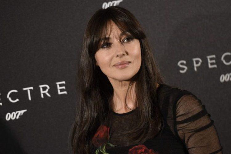 Monica Bellucci: Δεν φαντάζεστε πόσο πλήρωσε σε εστιατόριο στην Πάρο