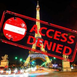 Γιατί είναι παράνομο να τραβήξετε φωτογραφίες τον Πύργο του Άιφελ τη νύχτα