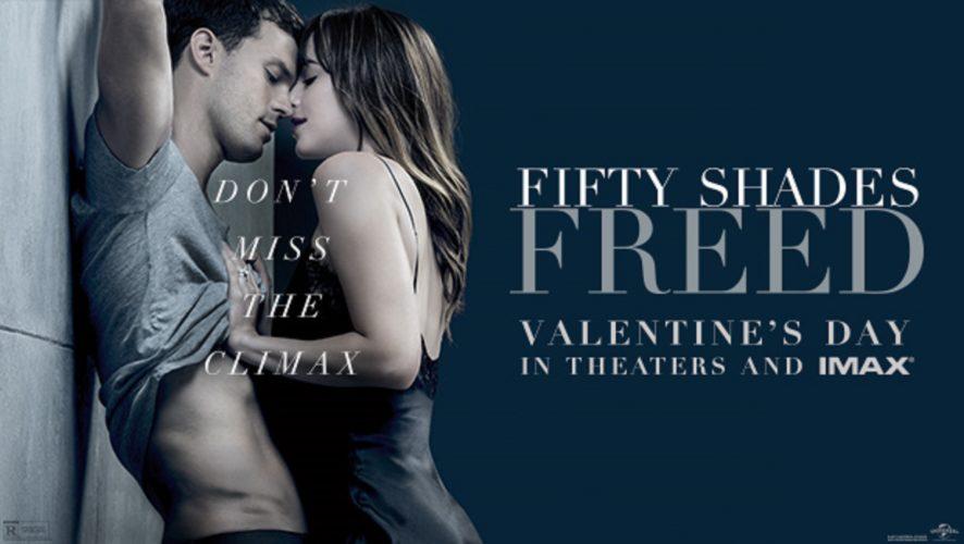 Δείτε το καυτό trailer για τη νέα ταινία Fifty Shades Freed