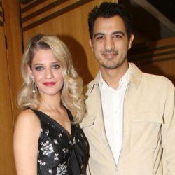 Η Τζένη Θεωνά και ο Δήμος Αναστασιάδης έκαναν το νέο βήμα στη σχέση τους