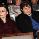 Η Καρυοφυλλιά Καραμπέτη μιλά για το σύντροφό της Κρις Ραντάνοφ