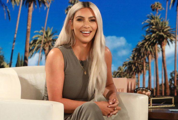 Η Kim Kardashian αποκάλυψε κατά λάθος το φύλο του παιδιού που περιμένει
