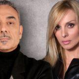 Ο Νότης Σφακιανάκης και η Πέγκυ Ζήνα στο Fever