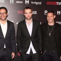 Ο Robert Pattinson στην Αθηναϊκή πρεμιέρα του Good Time